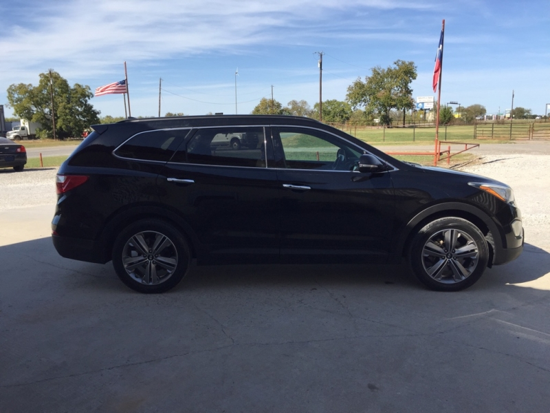 Hyundai Santa Fe 2013 price $11,995
