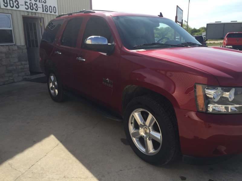 Chevrolet Tahoe 2013 price $16,995