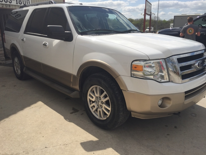 Ford Expedition EL 2012 price $13,995