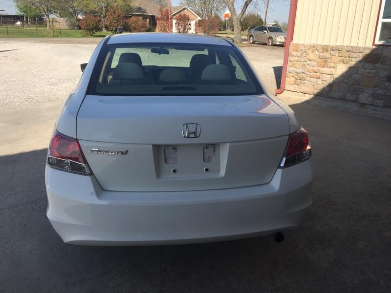 Honda Accord Sdn 2008 price $8,995