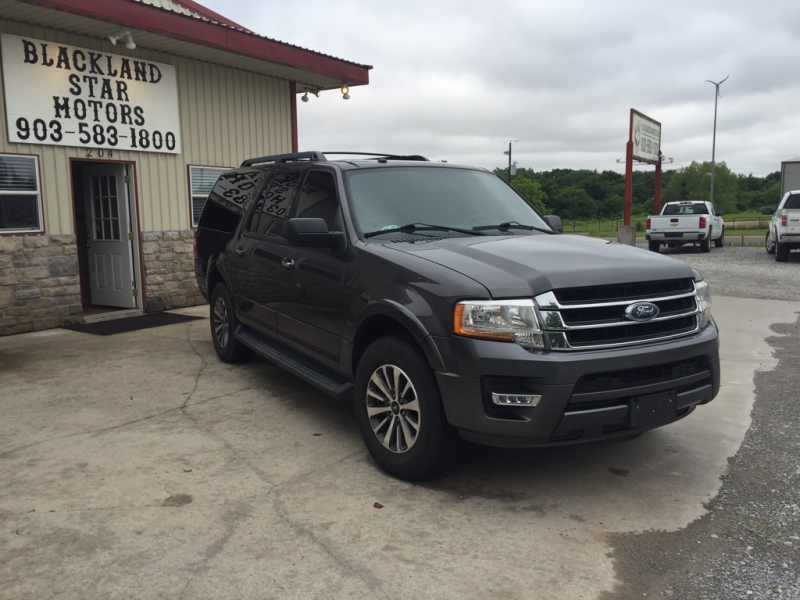Ford Expedition EL 2017 price $22,995