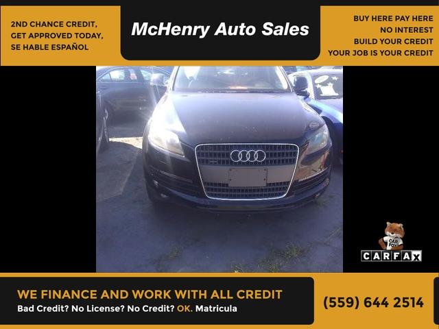 Audi Q7 2008 price $12,000
