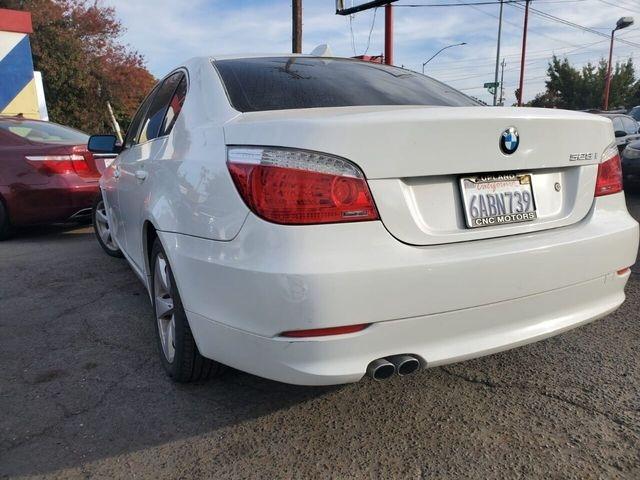BMW 5 Series 2008 price $9,999