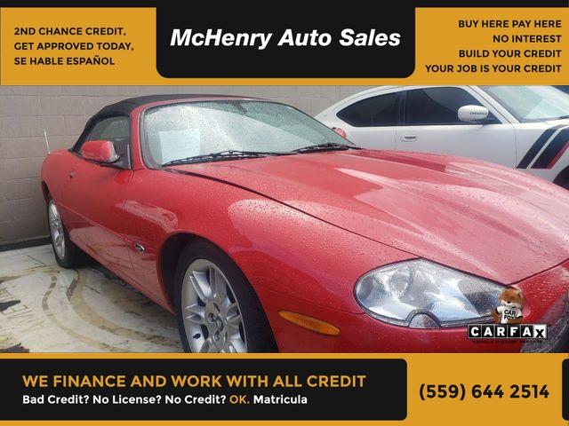 Jaguar XK 2001 price $7,900