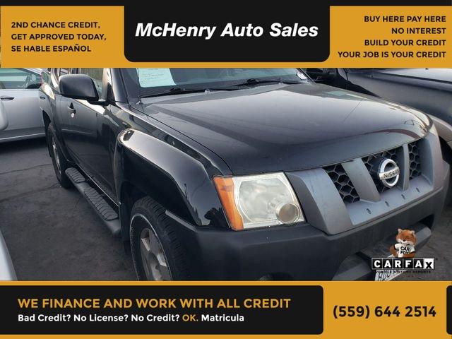 Nissan Xterra 2008 price $7,999