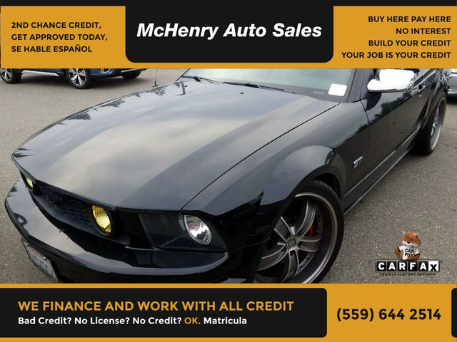 Ford Mustang 2007 price $11,900