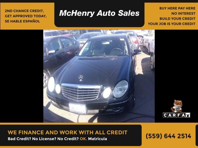Mercedes-Benz E-Class 2008 price $9,900