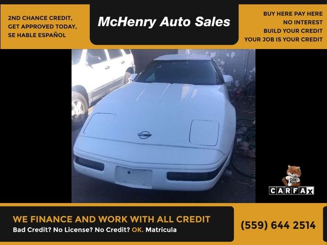 Chevrolet Corvette 1994 price $8,999