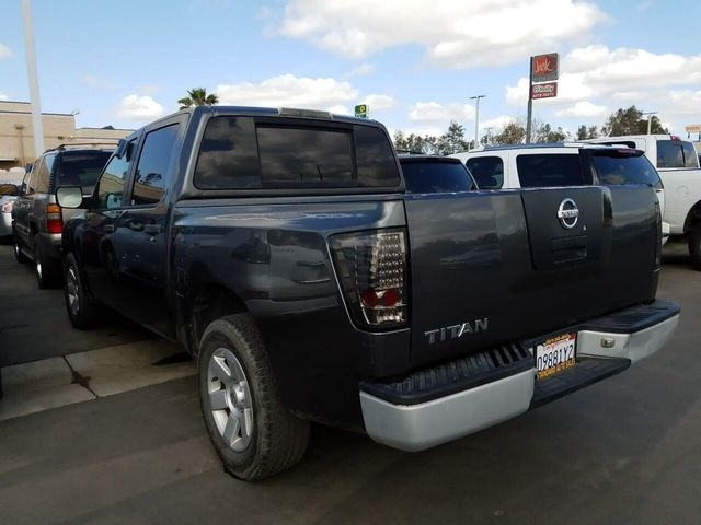 Nissan Titan Crew Cab 2005 price $14,999