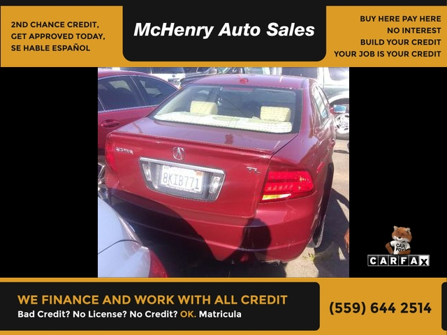 Acura TL 2005 price $6,999