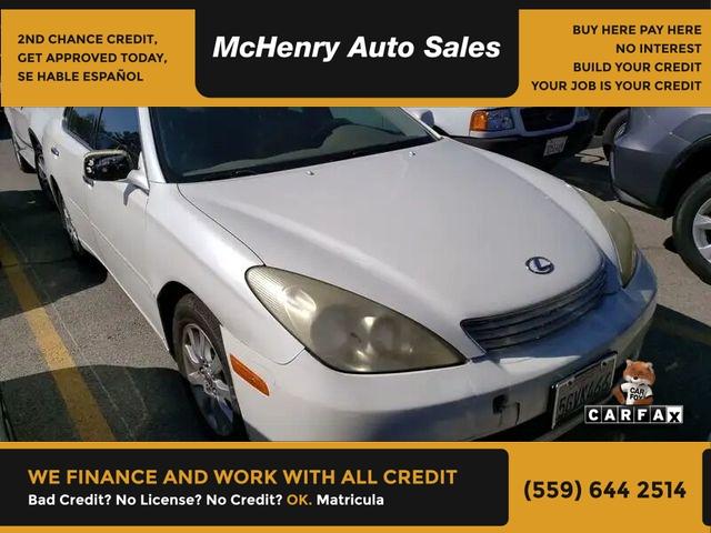 Lexus ES 2004 price $5,999