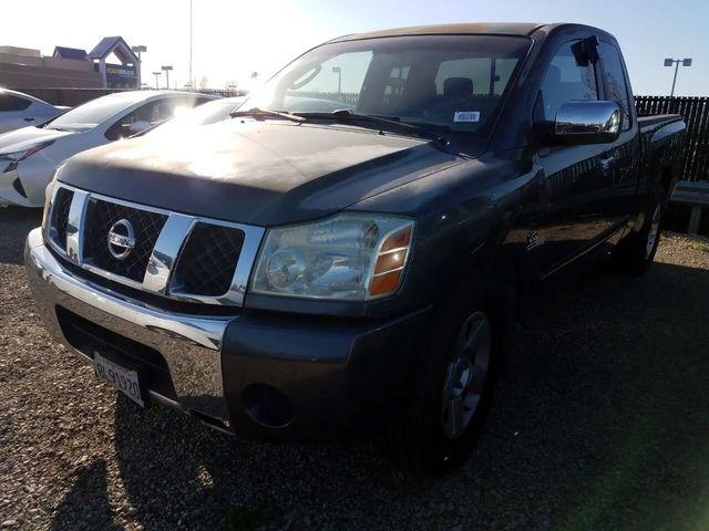 Nissan Titan King Cab 2004 price $11,900