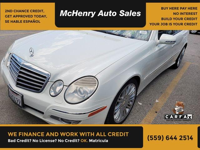 Mercedes-Benz E-Class 2008 price $7,900