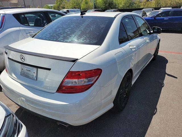 Mercedes-Benz C-Class 2009 price $9,900