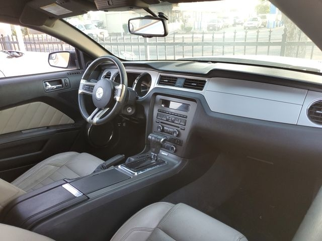 Ford Mustang 2012 price $12,000