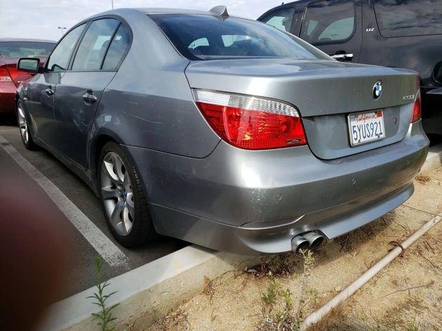 BMW 5 Series 2007 price $7,900