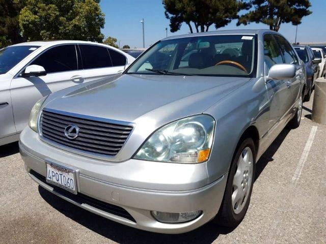 Lexus LS 2001 price $3,999