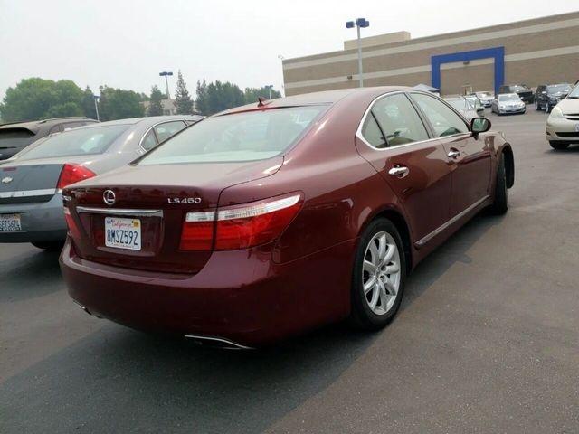 Lexus LS 2007 price $11,900