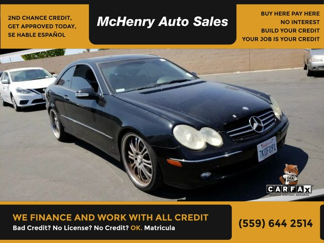 Mercedes-Benz CLK-Class 2005 price $7,999
