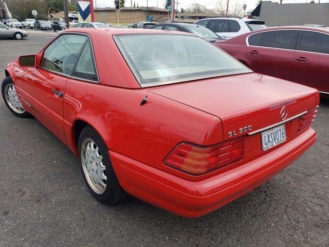 Mercedes-Benz SL-Class 1998 price $8,999