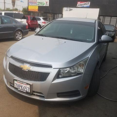 Chevrolet Cruze 2013 price $6,800