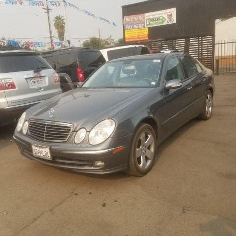 Mercedes-Benz E-Class 2006 price $6,000