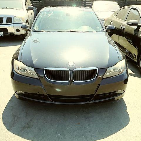 BMW 3 Series 2007 price $9,500