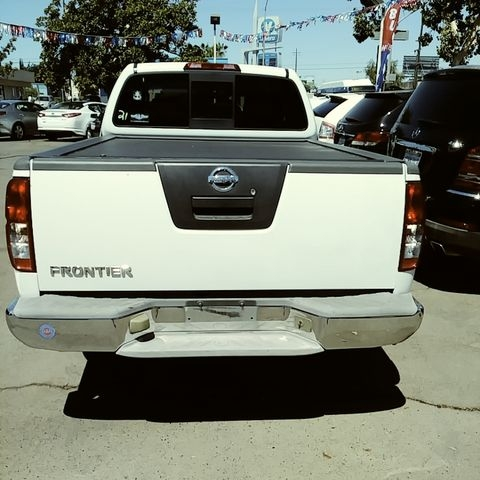 Nissan Frontier King Cab 2007 price $12,999