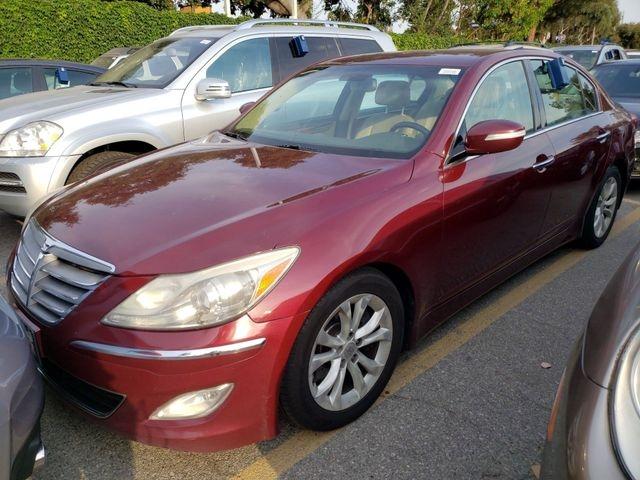 Hyundai Genesis 2012 price $7,999
