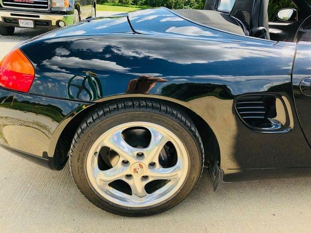 Porsche Boxster 1999 price $10,999