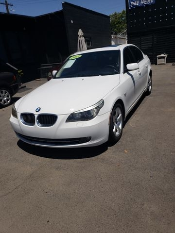 BMW 5 Series 2008 price $9,000