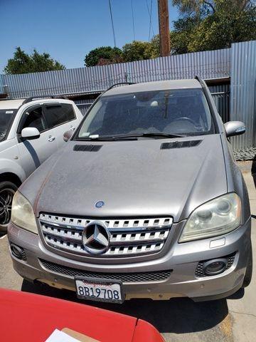Mercedes-Benz M-Class 2006 price $7,900