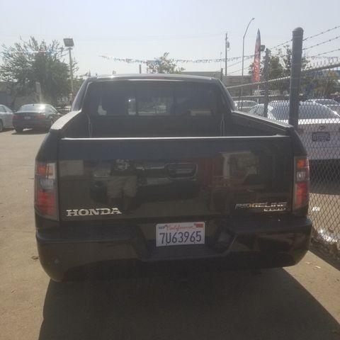 Honda Ridgeline 2007 price $10,999