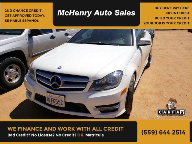 Mercedes-Benz C-Class 2012 price $13,900
