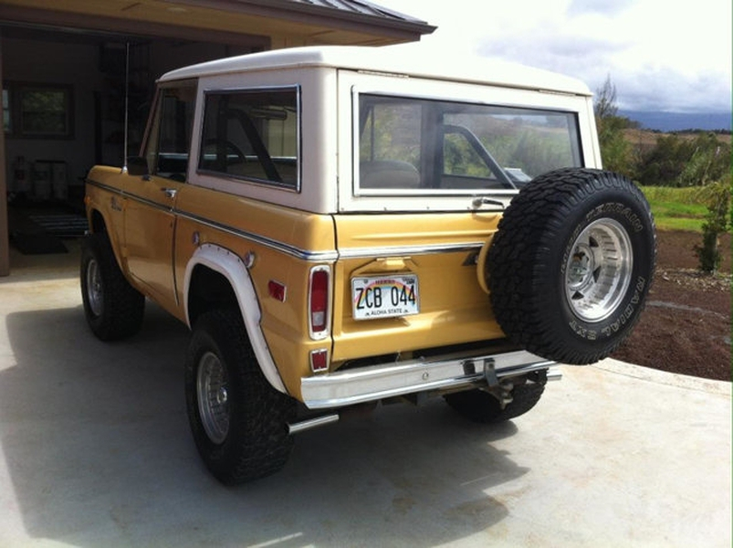 Ford Bronco 1974 price COMING SOON