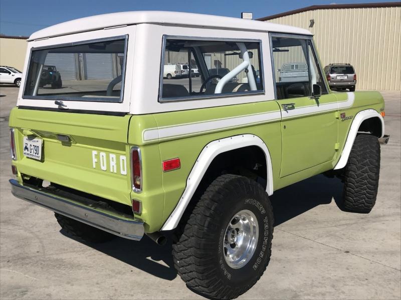 Ford Bronco 1974 price $59,500