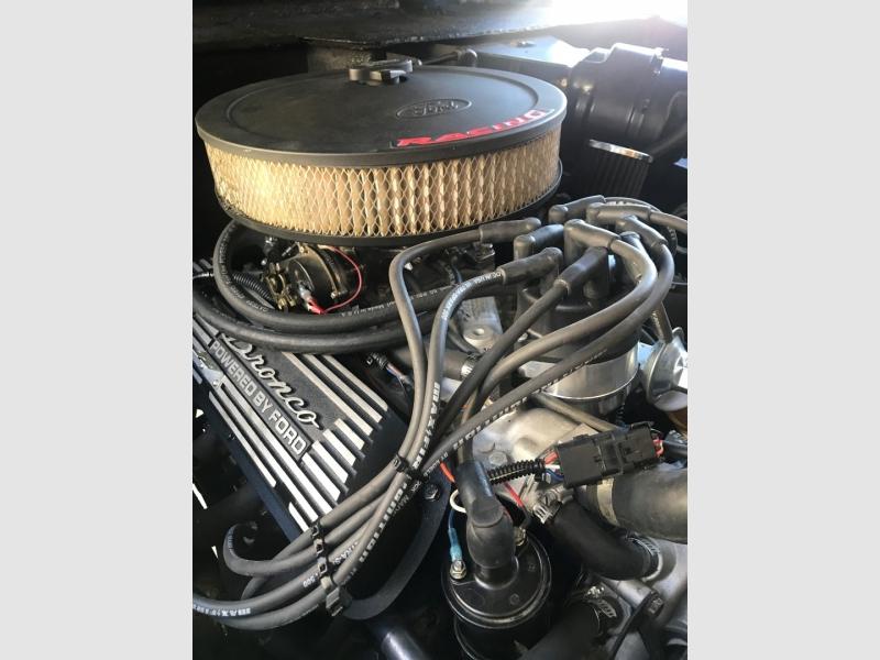 Ford BRONCO 1969 price $59,500