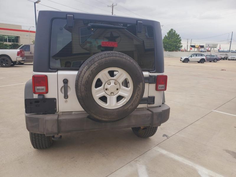 Jeep Wrangler 2011 price $2,990 Down