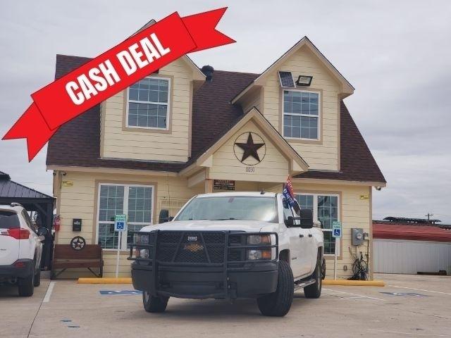 Chevrolet Silverado 1500 2015 price $13,200 Cash