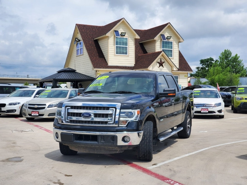 Ford F-150 2014 price $6,000 Down