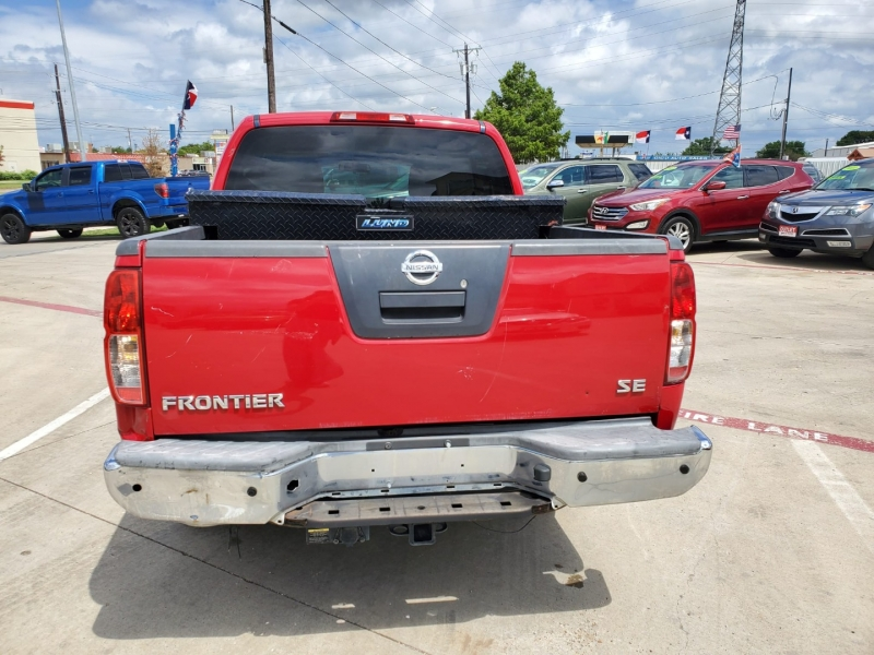 Nissan Frontier 2010 price $11,720 Cash