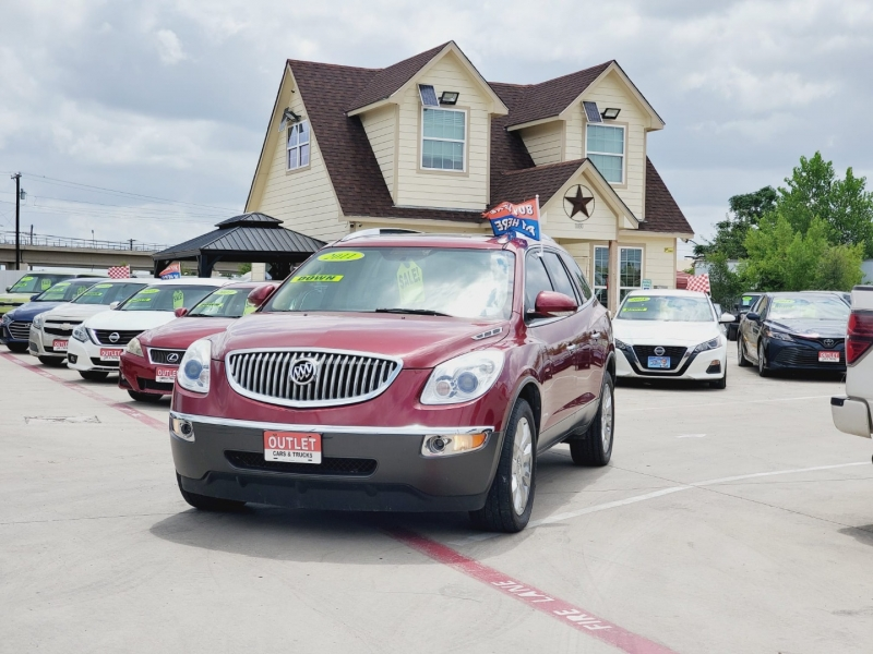 Buick Enclave 2011 price $2,000