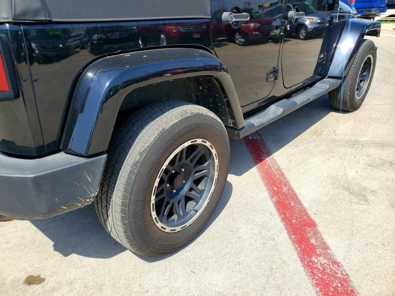 Jeep Wrangler 2008 price $3,000 Down