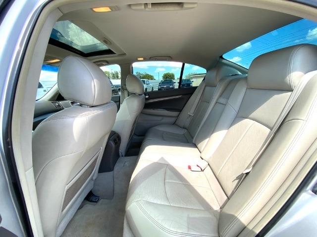 Infiniti G37 Sedan 2012 price $2,300 Down