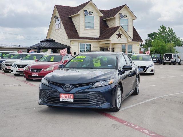 Toyota Camry 2018 price $3,500 Down