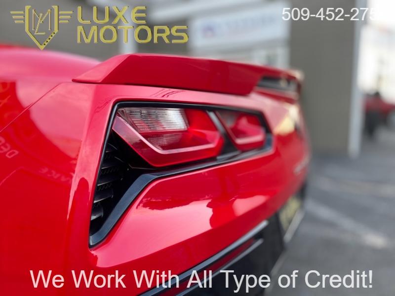 Chevrolet Corvette 2017 price $55,999