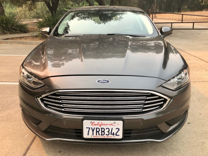 Ford Fusion 2017 price $14,645