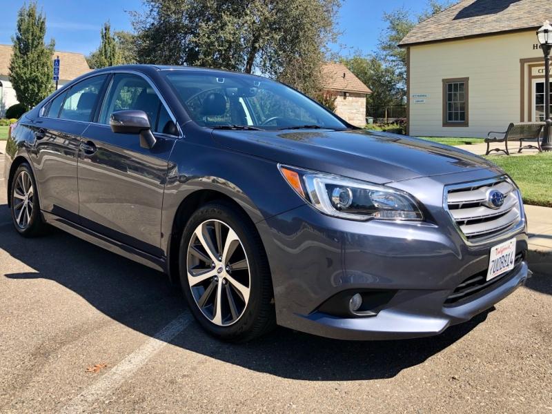 Subaru Legacy 2017 price