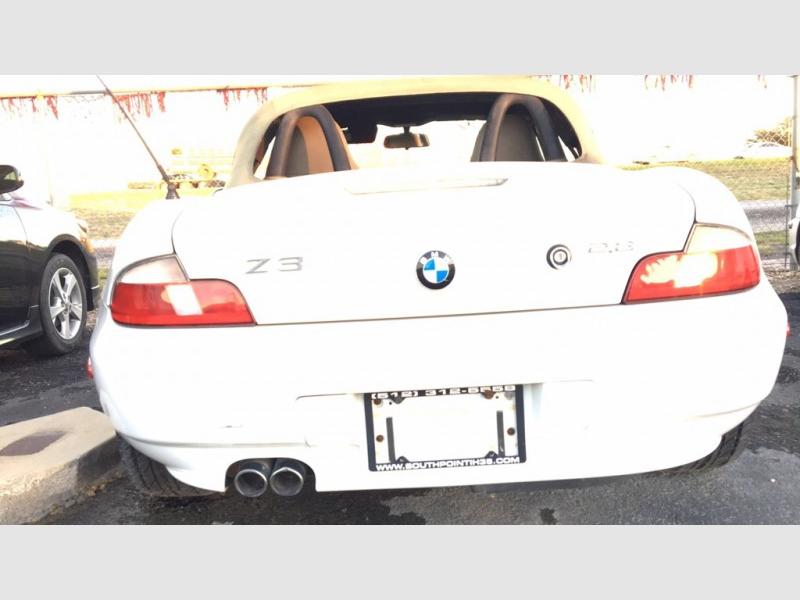 BMW Z3 2000 price $5,995