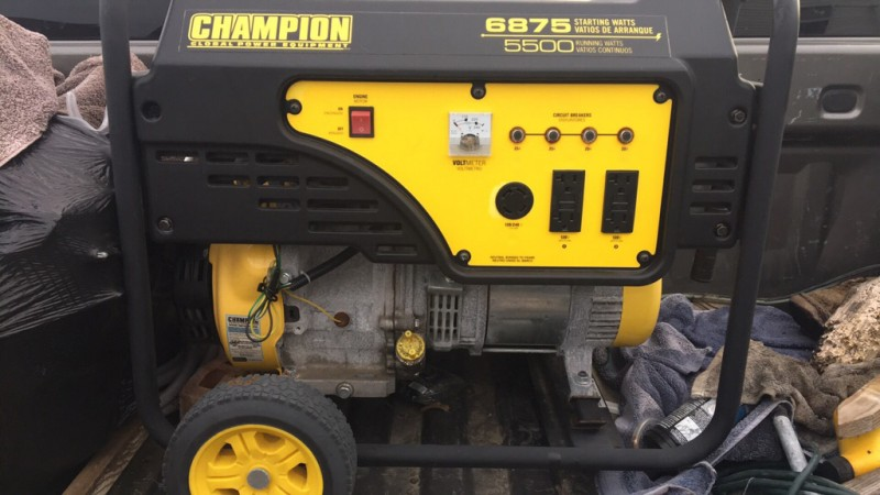 - GENERATOR 2017 price Call for Pricing.